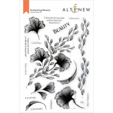 Altenew - Enchanting Beauty - Clear Stamp Set 6x8