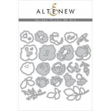 Altenew - Garden Picks 3D - Stanze