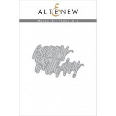 Altenew - Happy Birthday - Stanze