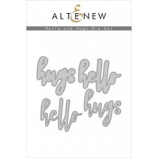 Altenew - Hello and Hugs - Stanze