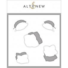 Altenew - Masking Schablone - Basic Blooms