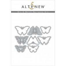 Altenew - Mix & Match Mariposa - Stanze