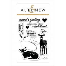 Altenew - Modern Deer - Clear Stamps 4x6