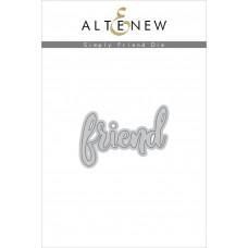 Altenew - Simply Friend - Stanze