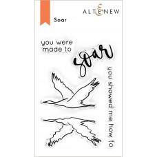 Altenew - Soar - Clear Stamps 2x3