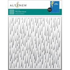 Altenew - Thunderstorm - Schablone