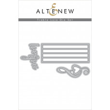 Altenew - Treble Love - Stanze