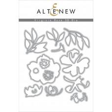Altenew - Virginia Rose 3D - Stanze