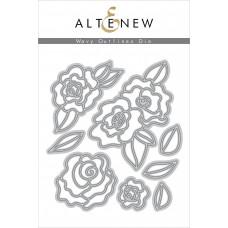 Altenew - Wavy Outlines - Stanze