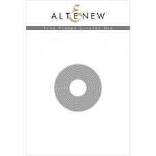 Altenew - Fine Frames Circles - Stanze