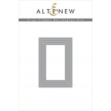 Altenew - Fine Frames Rectangles - Stanze