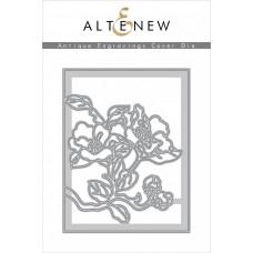 Altenew - Antique Engravings Cover - Stanze