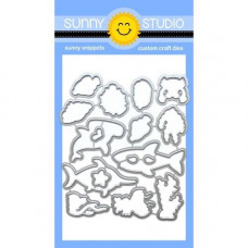 Sunny Studio - Best Fishes - Stanzen
