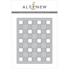 Altenew - Cozy Flannel Cover - Stanze