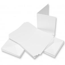 Craft UK - Karten und Umschläge C6 Weiss 50 Stk.