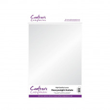 Crafters Companion A3 Heavyweight Acetate