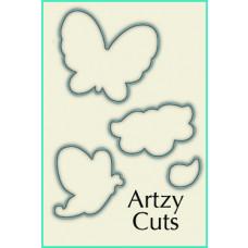 Dare 2 B Artzy - Die Cut - Butterfly
