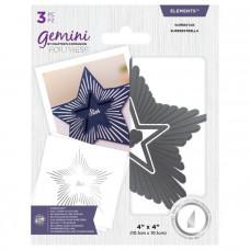 Gemini Foil Stamp 'N' Cut Die - Elements - Star