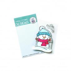 Gerda Steiner Designs - Little Snowman - Clear Stamps 2x3