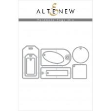 Altenew - Handmade Tags - Stanze