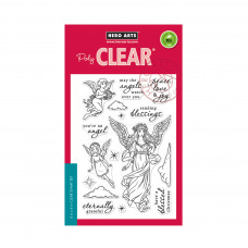 Hero Arts - Angels - Clear Stamps