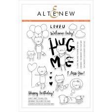 Altenew - Hug Me - Clear Stamps 6x8