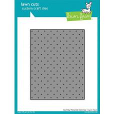 Lawn Fawn - Itsy Bitsy Polka Dot Backdrop - Stanzen