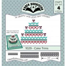 Karen Burniston - Cake Trims