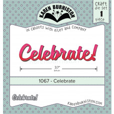 Karen Burniston - Celebrate Stanzen