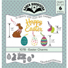 Karen Burniston - Easter Charms Stanzen