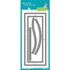 Lawn Fawn - large slimline with sliders - Stanzen