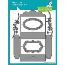 Lawn Fawn - Fancy Box - Stanze