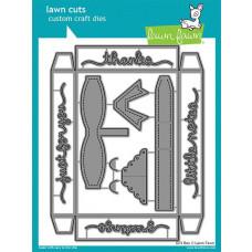 Lawn Fawn - Gift Box - Stanze