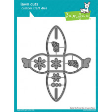 Lawn Fawn - Butterfly Treat Box - Stanze