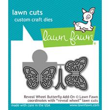 Lawn Fawn - Reveal Wheel Butterfly Add-On - Stanze