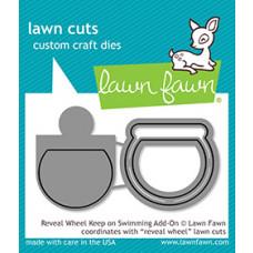 Lawn Fawn - Keep On Swimming Reveal Wheel Add-On - Stanzen