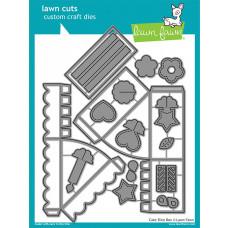 Lawn Fawn - Cake Slice Box - Stanze