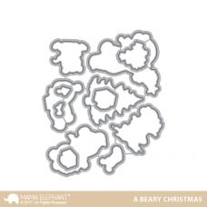 Mama Elephant - A Beary Christmas  - Stanzen