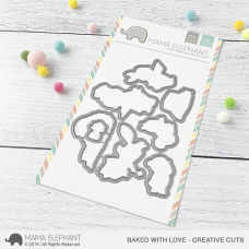 Mama Elephant - Baked with Love - Stanzen