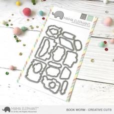 Mama Elephant - Book Worm - Stanzen