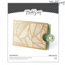 ModaScrap - Leaves Card - Stanze