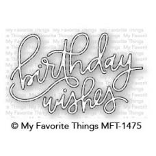 My Favorite Things - Birthday Wishes - Stanze