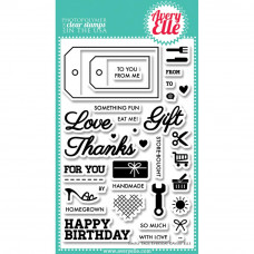 Avery Elle - Simply Tags: Everyday - Clearstamps