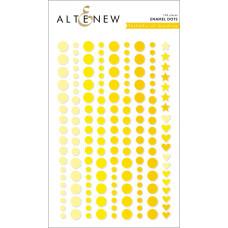 Altenew - Enamel Dots - Pocketful of Sunshine