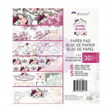 "Prima Marketing - Cardstock 6x6"" - Pretty Mosaic"