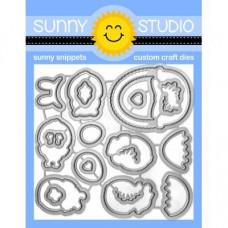 Sunny Studio - Chickie Baby - Stanzen