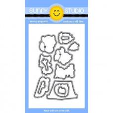 Sunny Studio - Critter Campout - Stanzen