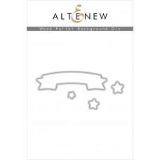 Altenew - Wood Pallet Background - Stanze