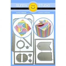 Sunny Studio - Wrap Around Box - Stanzen