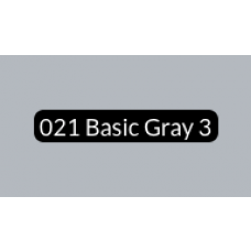 Spectra Ad Marker - 021 Basic Gray 3